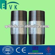 stainless steel male thread nipple