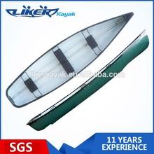 HOT Sandwich Structure Kayak Fishing Boats Plastic Canoe