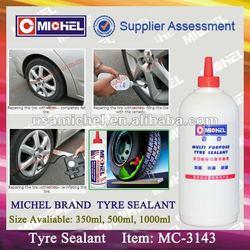 Car Tire Sealant (RoHS, REACH CERTIFICATION, BV FACTORY ASSESSMENT)