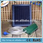 Garden solar aquarium air pump