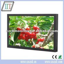 "46"" hdmi touchscreen monitor 12V indoor/outdoor"