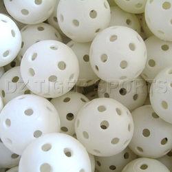Indoor Plastic Practice Golf Ball