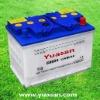 12V 80AH Dry Charged Lead Acid Car Automotive Battery 58024 DIN