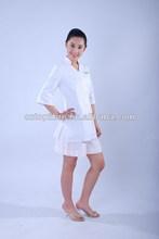 2014 hot sale hair salon uniform