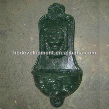 Cast Iron Water Basin