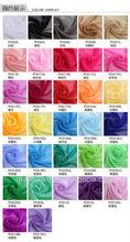 2015 hot fashion colorful silk ladies chiffon shawl wholesale