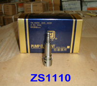 Diesel Engine ZS1110 Fuel Injection Pump Element Plunger