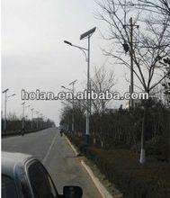 solar powered streetlight