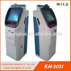 Free standing cash dispenser bank atm machine