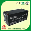 High quality solar gel battery 12v 200ah, deep cycle battery for 3 years quality warranty
