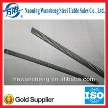 Hot Dip Galvanized Steel Wire Strand hot sale