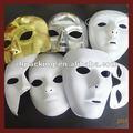 2013 venta al por mayor blanco máscaras venecianas