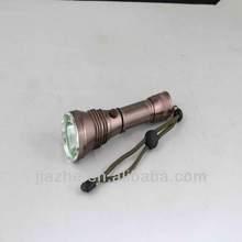 Exquisite aluminium flashlight cree flashight torch high power