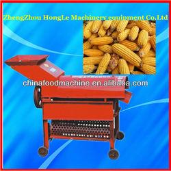 High Efficiency and Best Price corn threshing and peeling machine/corn sheller