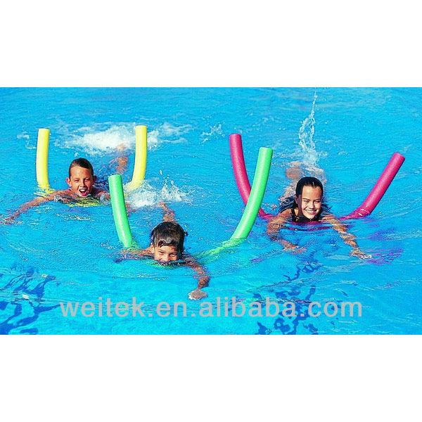 Köpük yüzen havuz sopa katı köpük şehriye havuz oyuncakları