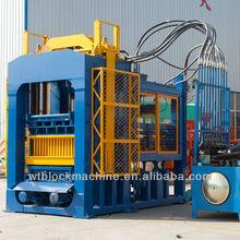 QT9-15 Automatic brick machine low investment business