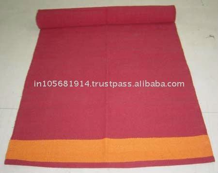 Yoga Mat Custom Label