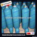 cilindro de gás argônio para soldagem