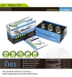 Greentech diesel fuel tank fuel saver