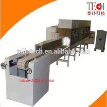 high efficiently Microwave drying machine on hot sale for Radix arnebiae seu lithospermi
