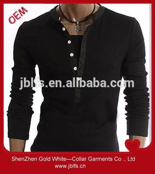 OEM high quality brand men Slim fit polo shirt