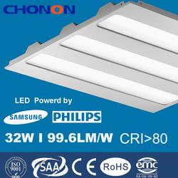 Flexible led ceiling light with PMMA diffuser