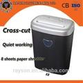 Rayson e-sıvı 8, ofis makine, kağıt parçalayıcı