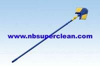 360 degree swivel corner brush corner broom ceiling broom