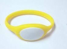 MF1-02-Y Silica Gel Waterproof Wrist Band Cabinet Door Lock