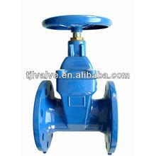 Korea resilient seated stem gate valve