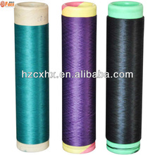 producer of high twist of polyester dty filament yarn importer