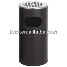 2015 standing galvanized outdoor cigarette ash bin
