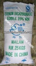 China manufacturer of Sodium Bicarbonate baking soda/Sodium Bicarbonate food grade