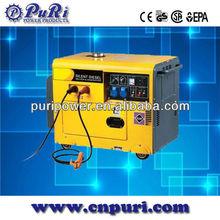 50/60hz,4-Stroke air cooled welding generator diesel engine