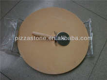 30CM BBQ PIZZA STONE SET FOR COOKING PIZZA