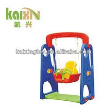 Adorable Plastic Children Swing Set