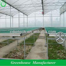 hot sell modern plastic greenhouses