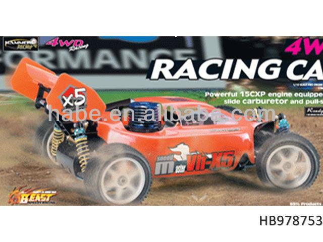 1:10 High Speed RC Nitro Gas Car, China ATV Buggy rc Hobby Car, adult toys