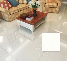 60x60 Crystal Glazed Floor White Marble Tiles