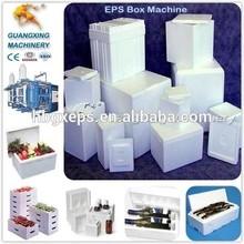 2015 New Automatic Machine Styrofoam Box For Fish