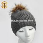 2014 New Year Product Wholesale Knit Hat Girls Crochet Winter Knitted Beanie Women Hat