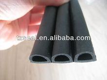 rubber gasket for wood door