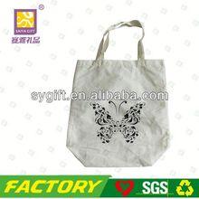 eco friendly striped canvas beach bag 2012
