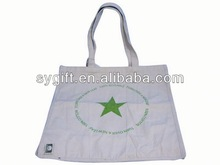 free sample canvas tote bag personalized
