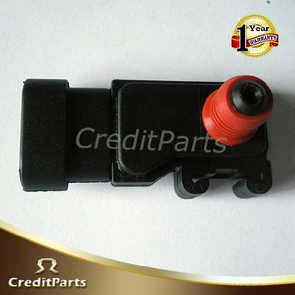 Carte capteur daewoo / de pression absolue du collecteur 16212460,7700106644, 93160018
