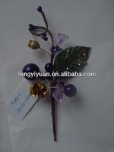 Brand New decorative christmas holly picks
