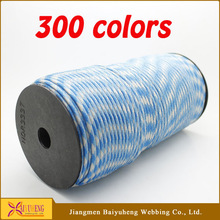 hand make top quality 550 cord rope factory direct sales