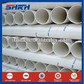 Fabricante de tubos plásticos de PVC para suministro de agua