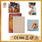 China manufacturer capsicum plaster for relieving muscle pain muscle pain relief patch