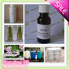 Farwell 100% Natural essential geranium Oil wholesale used in soaps and perfume making (Kosher Certificate)